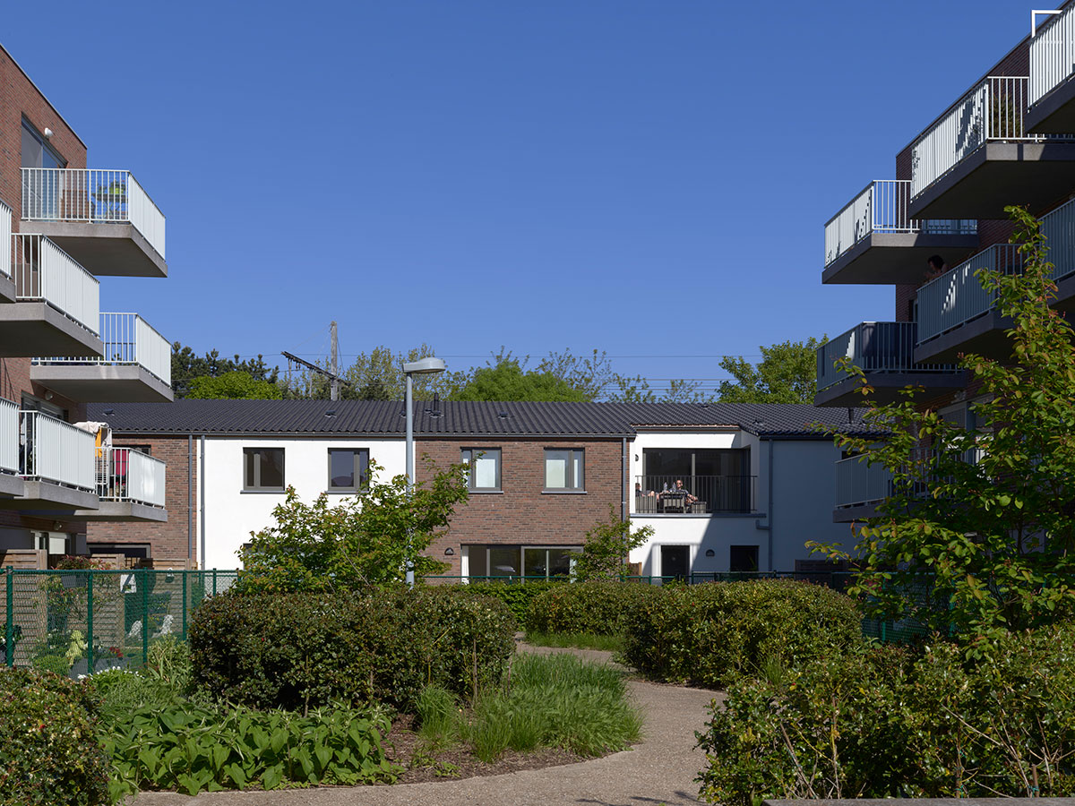 Waregem - St Hubert