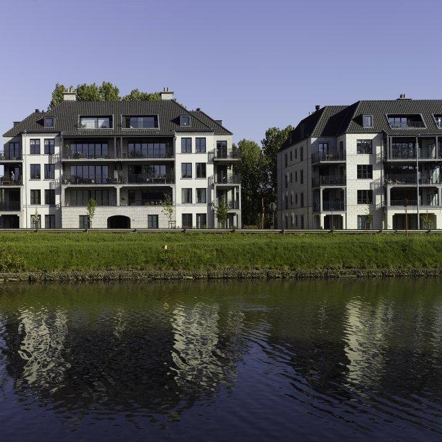 Rivierenhof - Halle